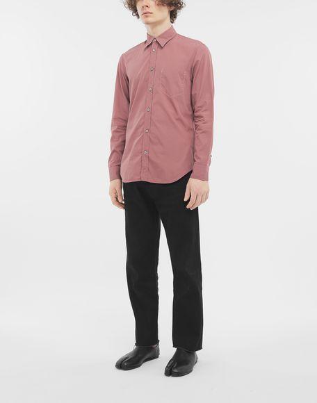 MAISON MARGIELA Outline shirt Long sleeve shirt Man d