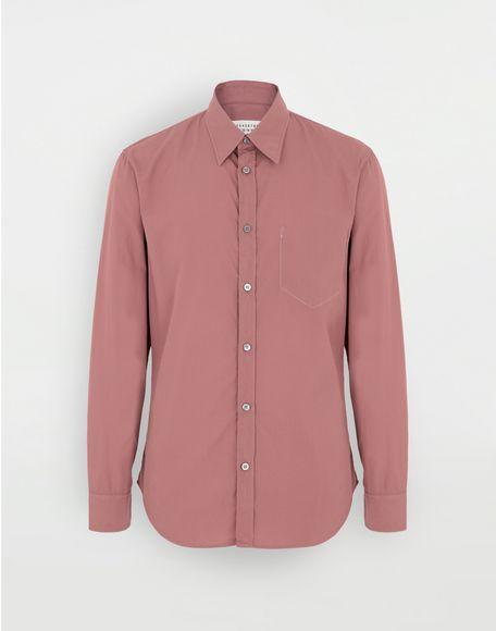 MAISON MARGIELA Outline shirt Long sleeve shirt Man f