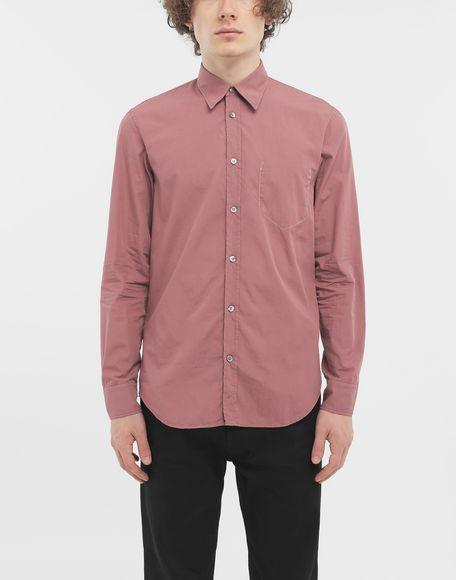 MAISON MARGIELA Outline shirt Long sleeve shirt Man r