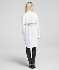 KARL LAGERFELD Karl Logo Shirt Blouse Woman a
