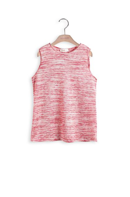 MISSONI KIDS Vest Pink Woman - Back