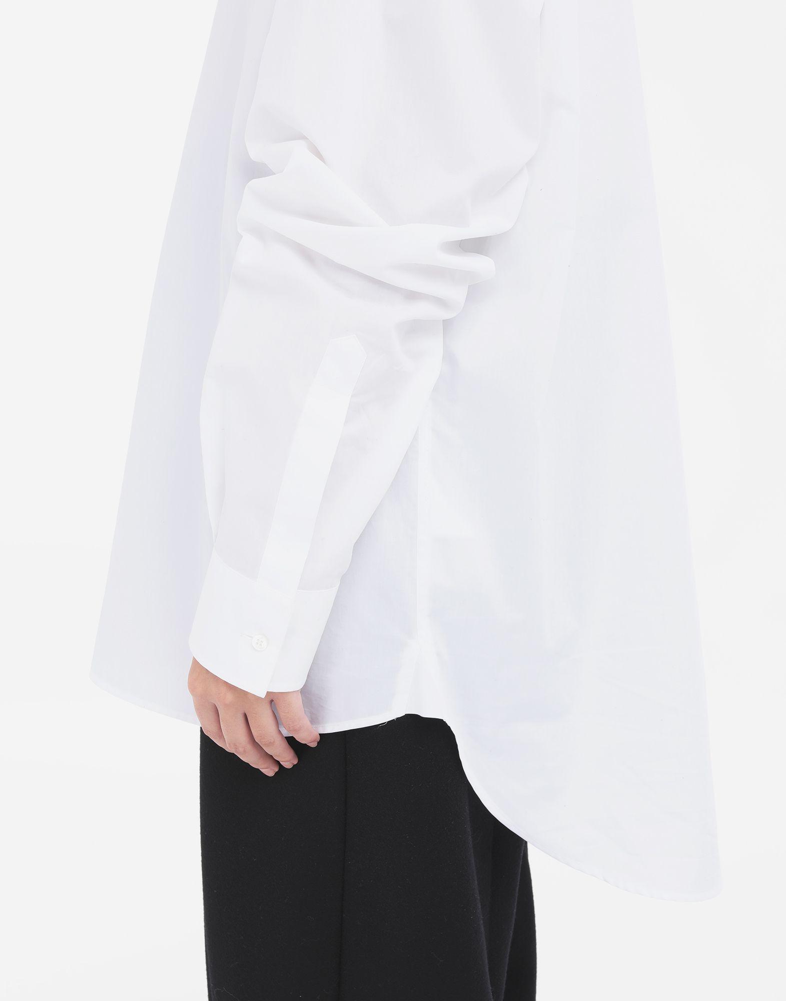 MM6 MAISON MARGIELA Multi-wear shirt Long sleeve shirt Woman b