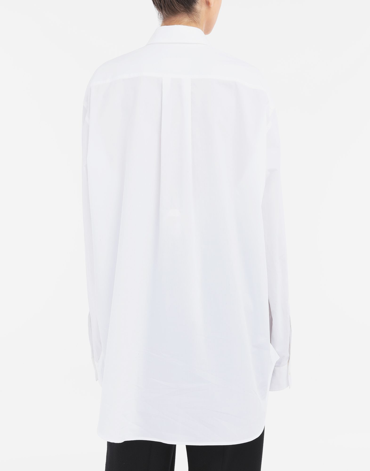 MM6 MAISON MARGIELA Multi-wear shirt Long sleeve shirt Woman e