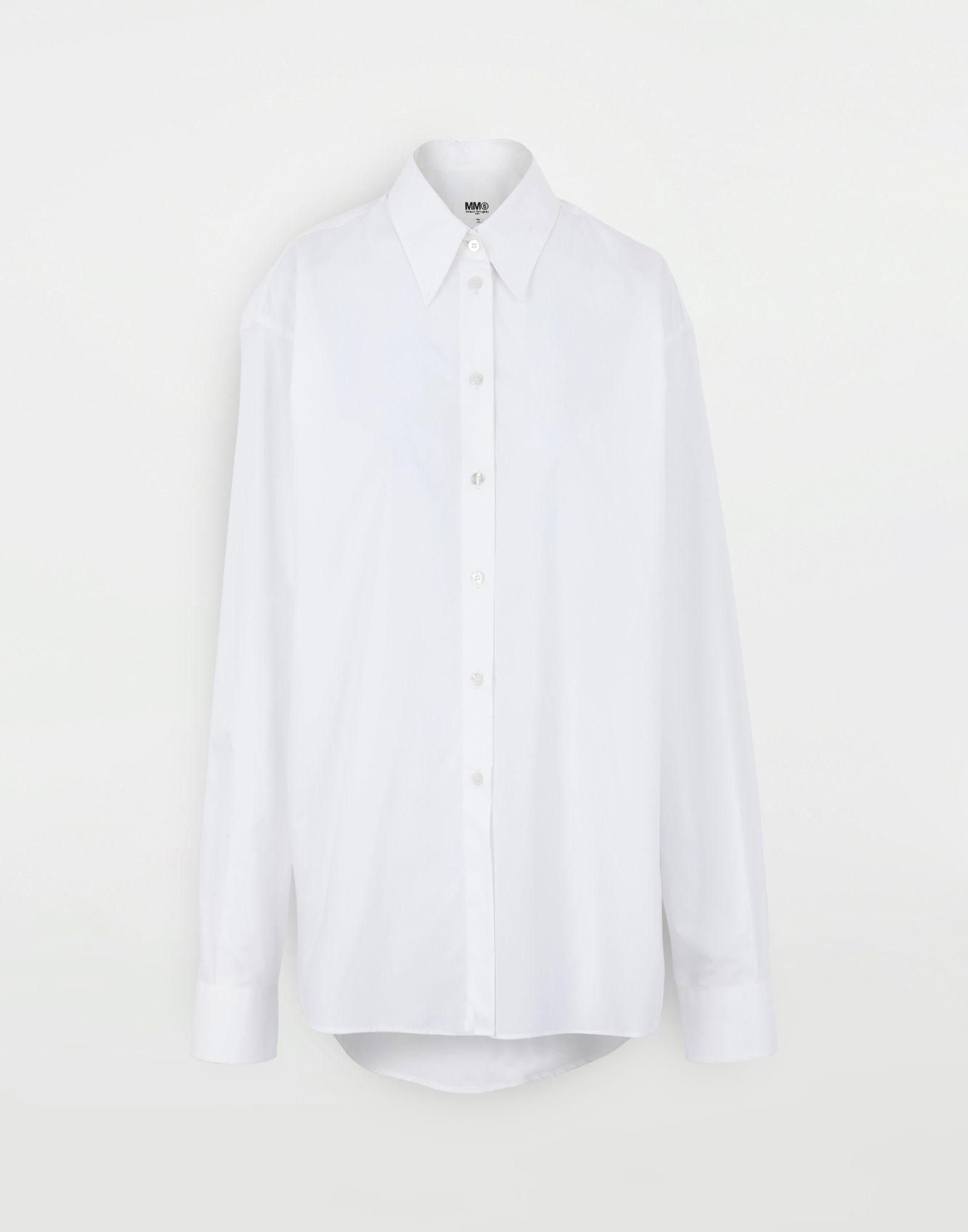 MM6 MAISON MARGIELA Multi-wear shirt Long sleeve shirt Woman f