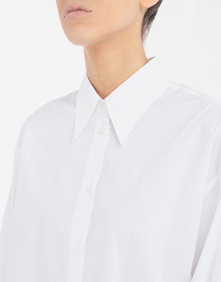 MM6 MAISON MARGIELA Multi-wear shirt Long sleeve shirt Woman a