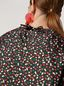Marni Shirt in silk twill Liz print with back buttoning Woman - 4