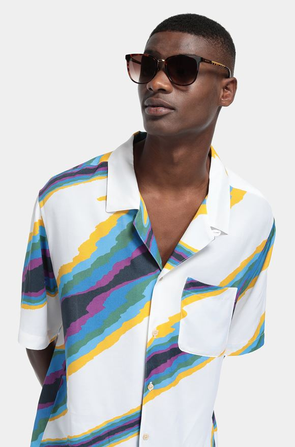 MISSONI Shirt Man, Detail