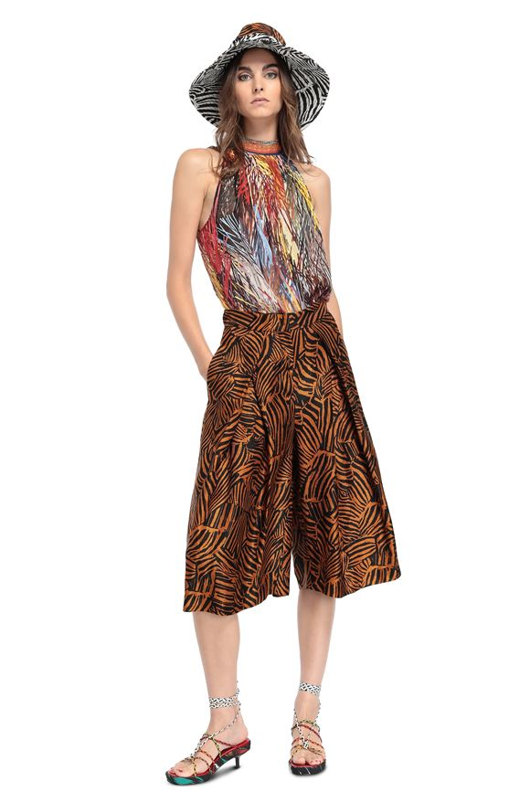 MISSONI Top Dame, Frontansicht