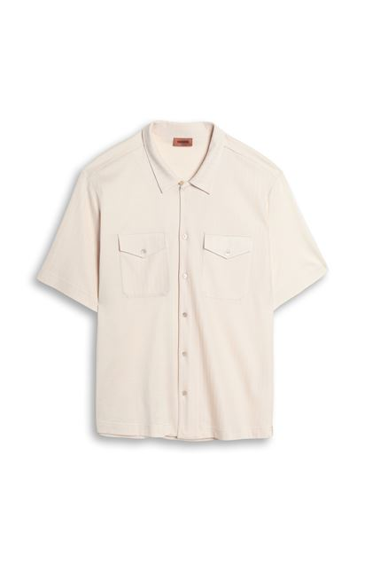 MISSONI Shirt Beige Man - Back