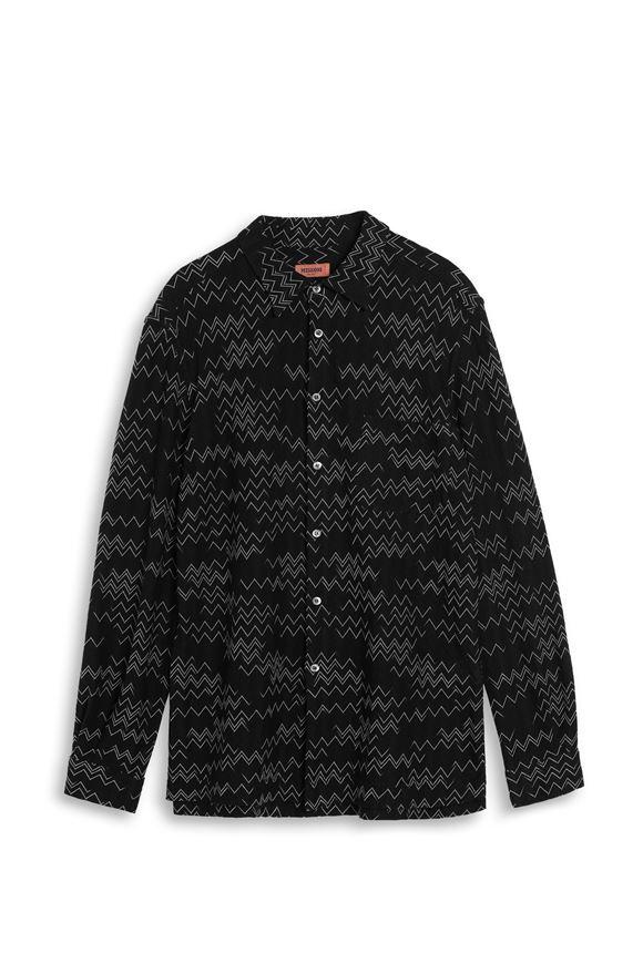 MISSONI Shirt Man, Frontal view