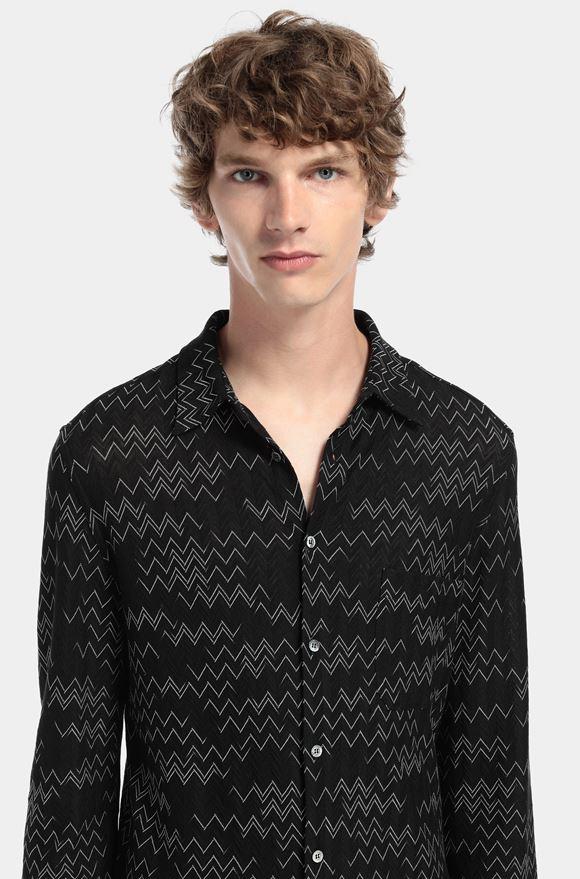 MISSONI Shirt Man, Detail