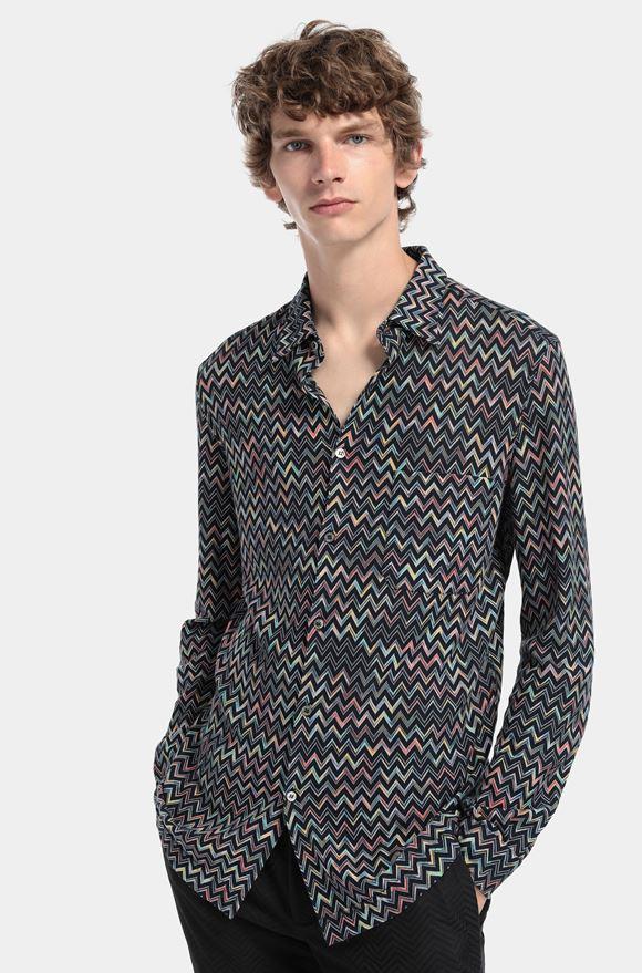 MISSONI Рубашка Для Мужчин, Детали