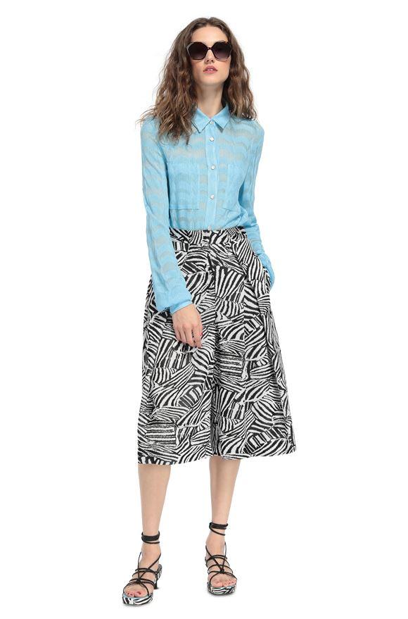 MISSONI Shirt Woman, Frontal view
