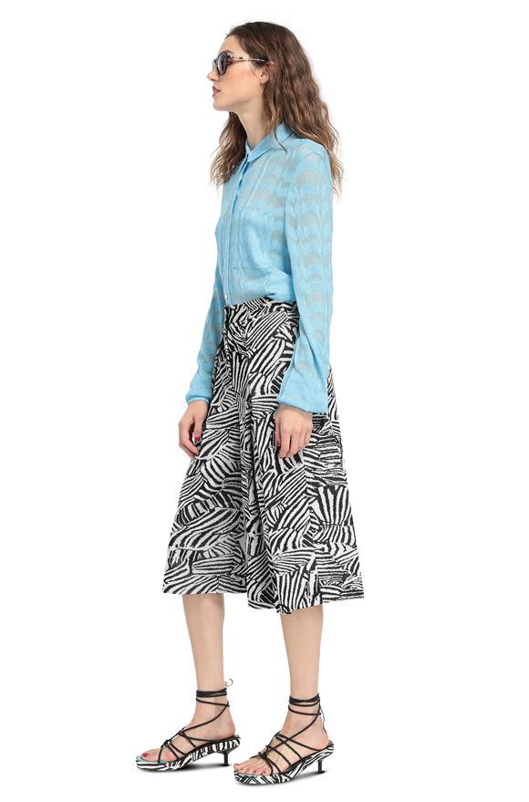 MISSONI Рубашка Для Женщин, Вид сбоку
