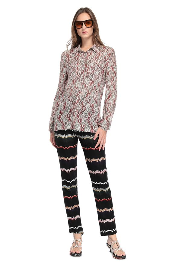 MISSONI Shirt Woman, Frontal view