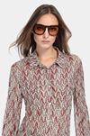 MISSONI Рубашка Для Женщин, Вид сзади