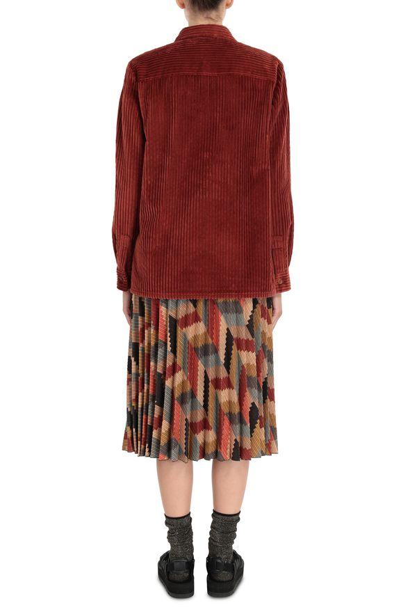 M MISSONI Рубашка Для Женщин, Вид сбоку