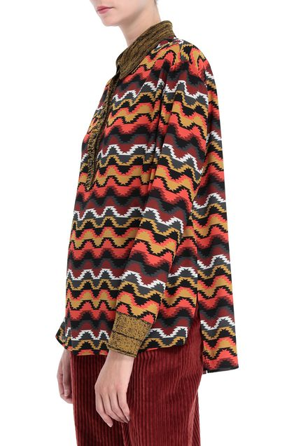 M MISSONI Shirt Red Woman - Front