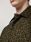 Marni Shirt in cotton and linen drill Camo Cells print Man - 4