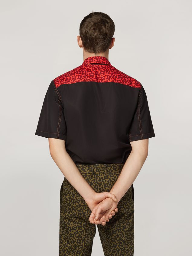Marni Shirt in cotton with pockets Man