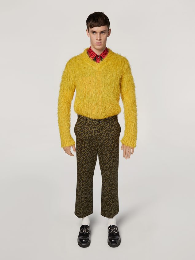 Marni Shirt in cotton with pockets Man - 5