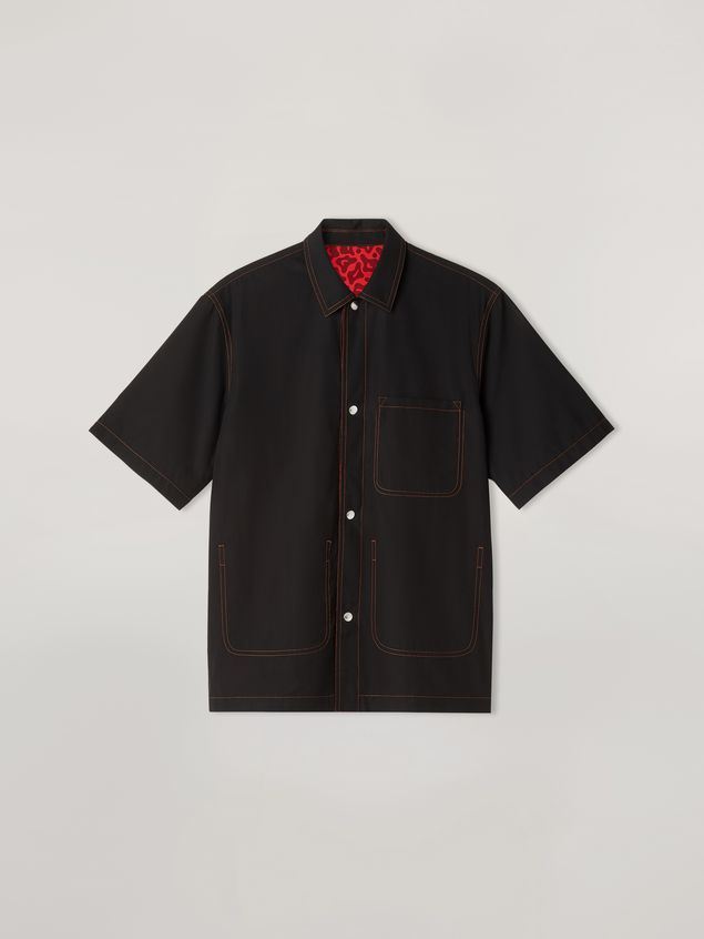 Marni Shirt in cotton with pockets Man - 4