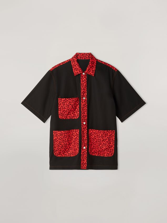 Marni Shirt in cotton with pockets Man - 2