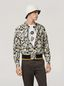 Marni Shirt in cotton poplin Eyed Leaves print Man - 1