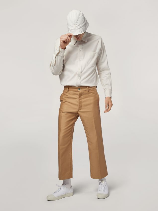 Marni Shirt in light corduroy Man - 5