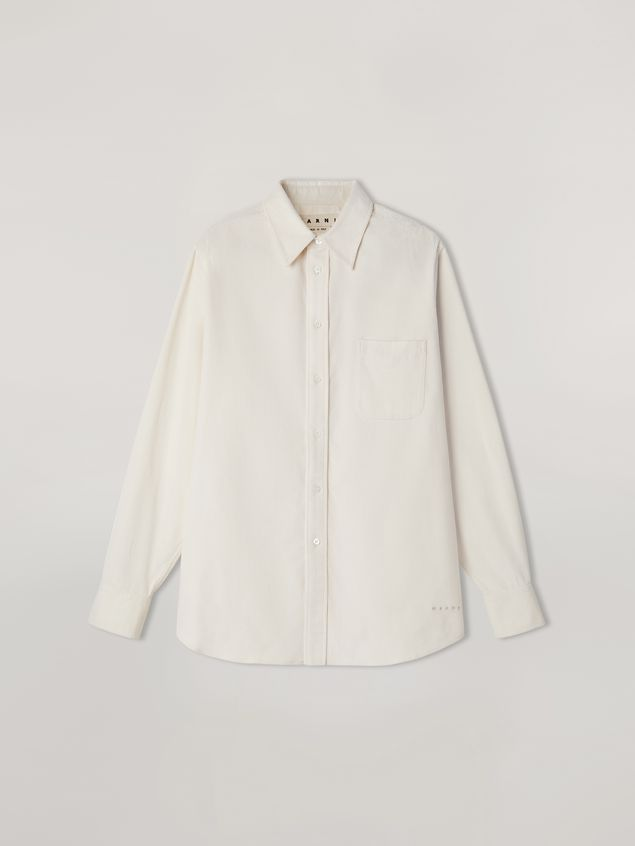 Marni Shirt in light corduroy Man - 2