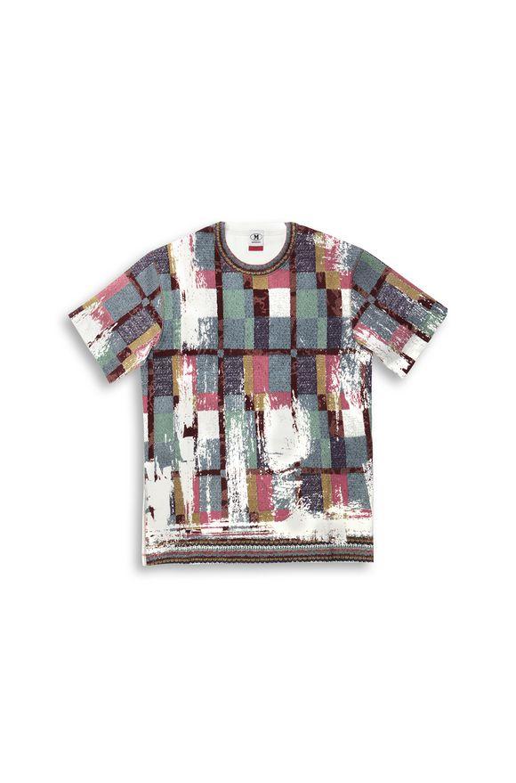 M MISSONI T-shirt White Woman