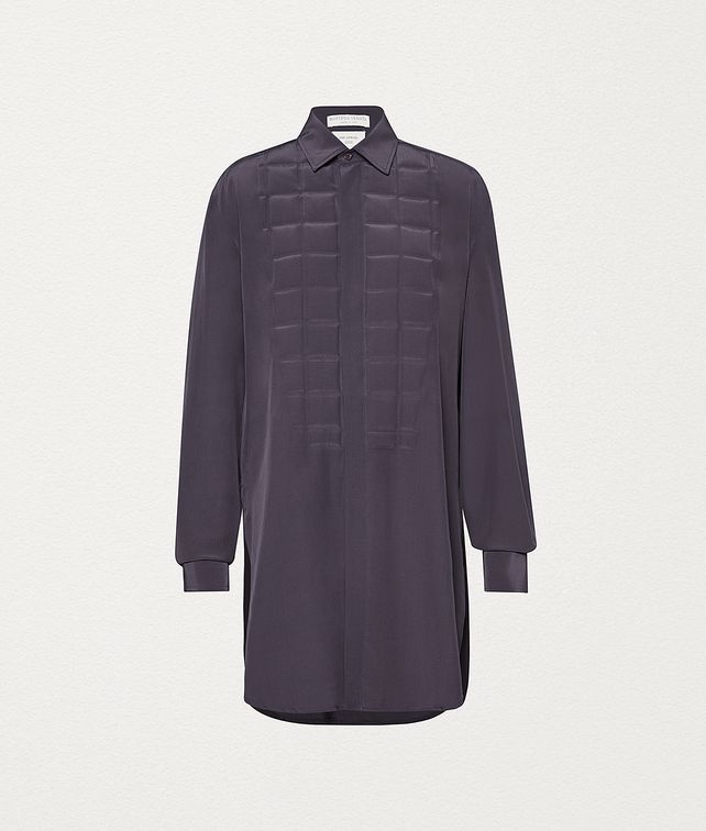 BOTTEGA VENETA SHIRT IN SILK Shirt and T-Shirt Woman fp