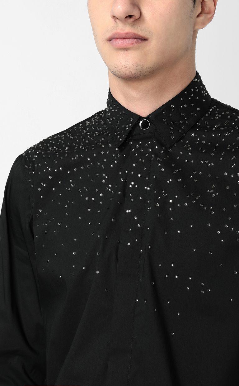 JUST CAVALLI Astral shirt Long sleeve shirt Man e