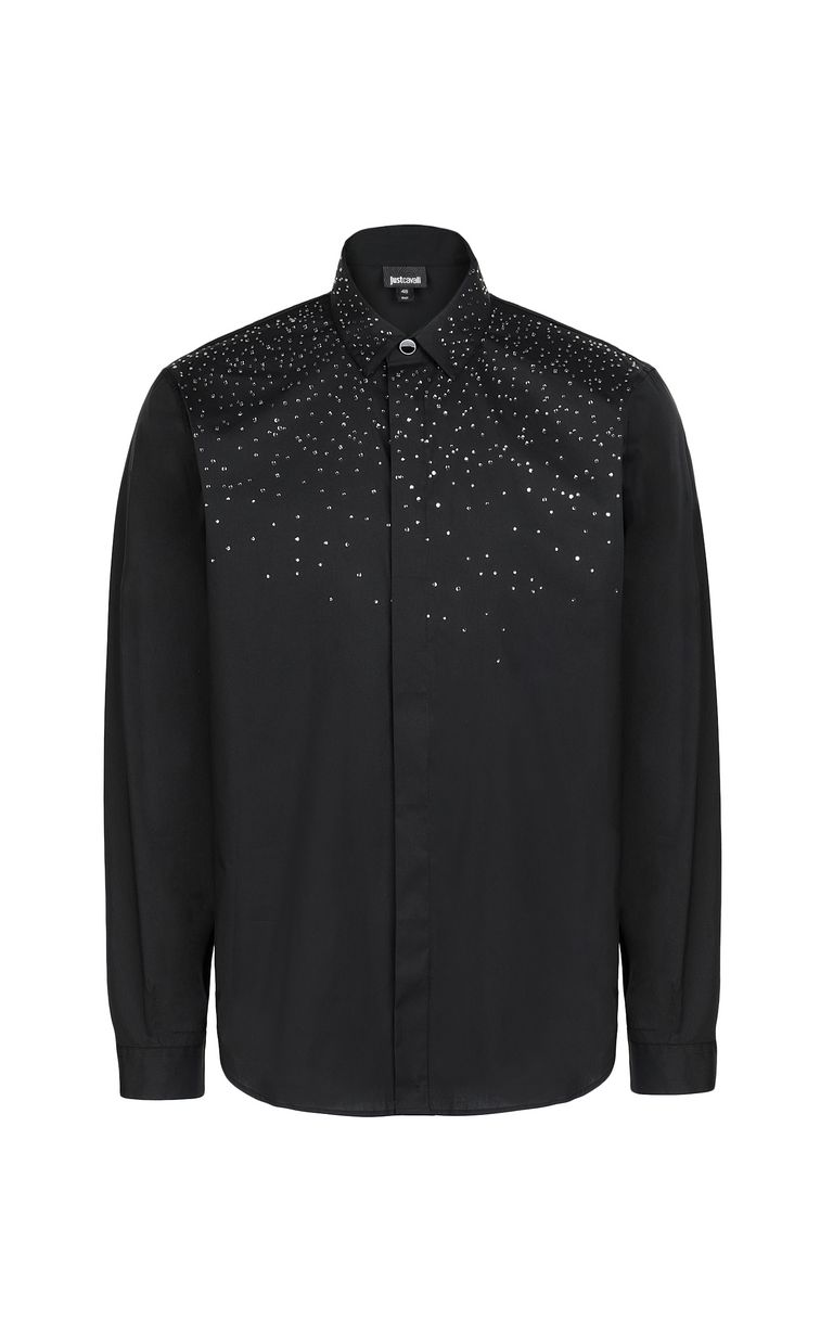 JUST CAVALLI Astral shirt Long sleeve shirt Man f