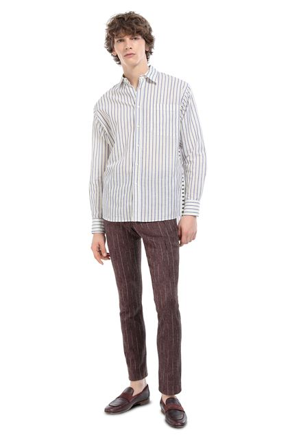 MISSONI Shirt White Man - Front