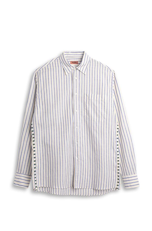 MISSONI Рубашка Для Мужчин, Вид спереди