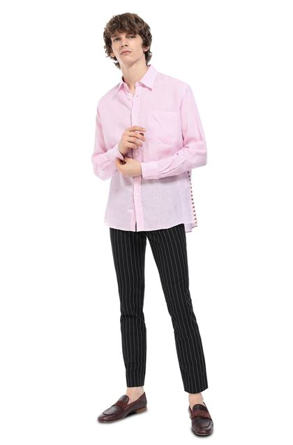 MISSONI Shirt Pink Man - Front