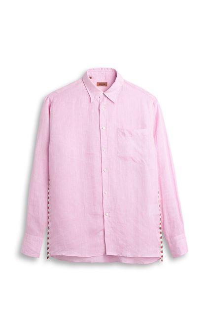 MISSONI Shirt Pink Man - Back