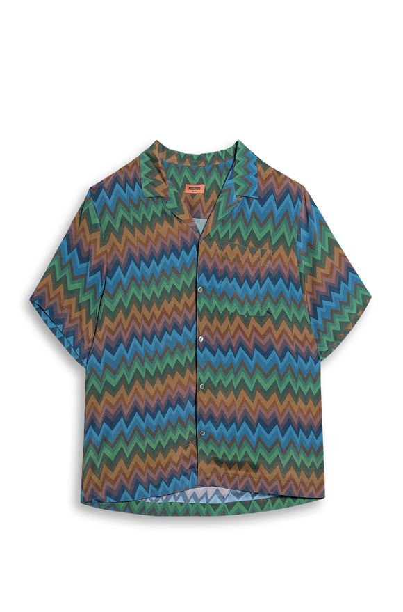 MISSONI Shirt Man, Frontal view