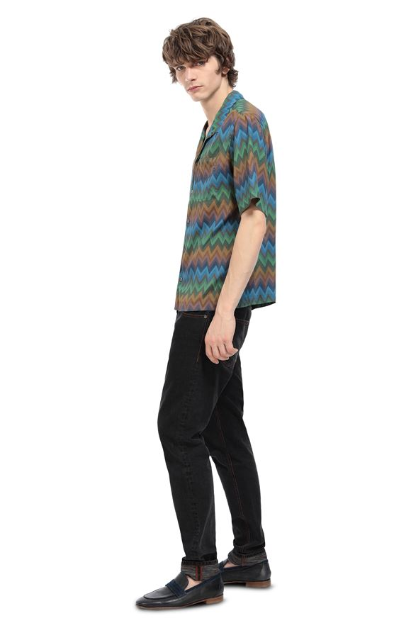 MISSONI Shirt Man, Side view