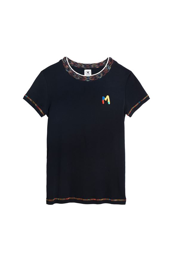 M MISSONI T-Shirt Dame, Ansicht ohne Model