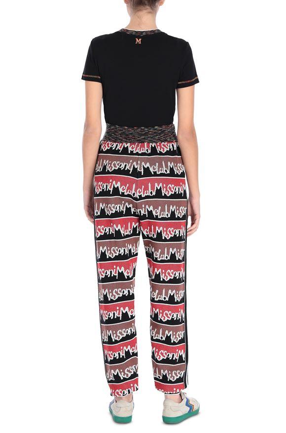M MISSONI T-shirt Woman, Side view
