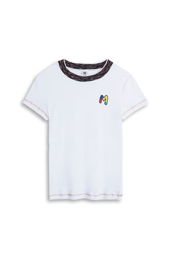 M MISSONI T-shirt Woman, Product view without model