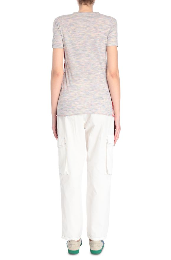 M MISSONI T-shirt Woman, Side view