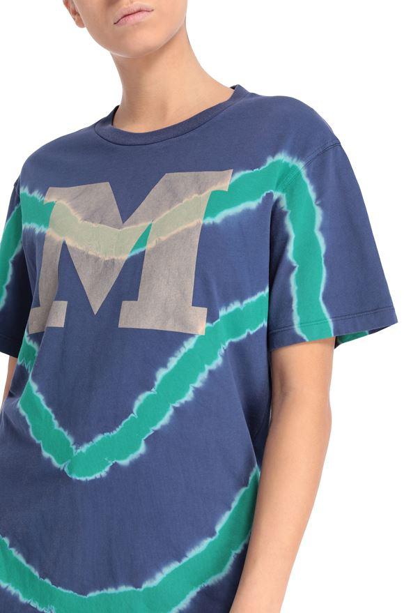 M MISSONI T-Shirt Dame, Rückansicht