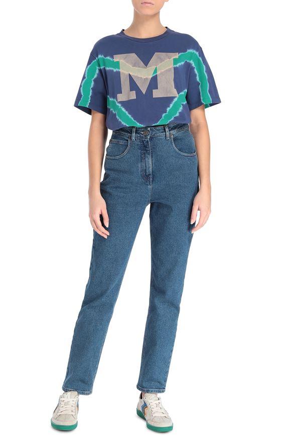 M MISSONI T-Shirt Dame, Frontansicht