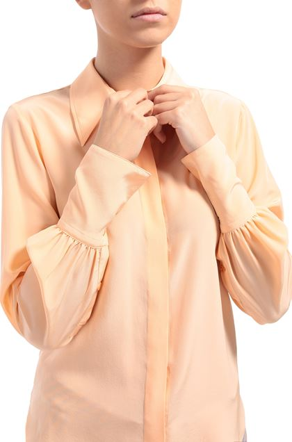 M MISSONI Shirt Peach Woman - Front