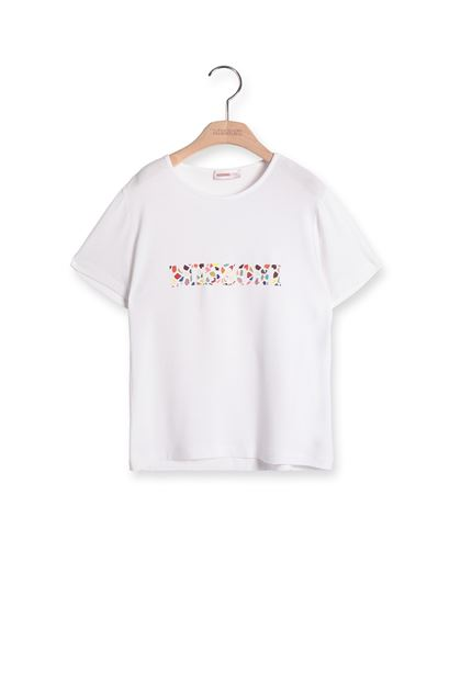 MISSONI KIDS T-shirt Bianco Donna - Retro