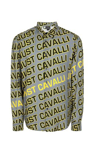 JUST CAVALLI Jeans Man Just-Fit Signature-Logo jeans f