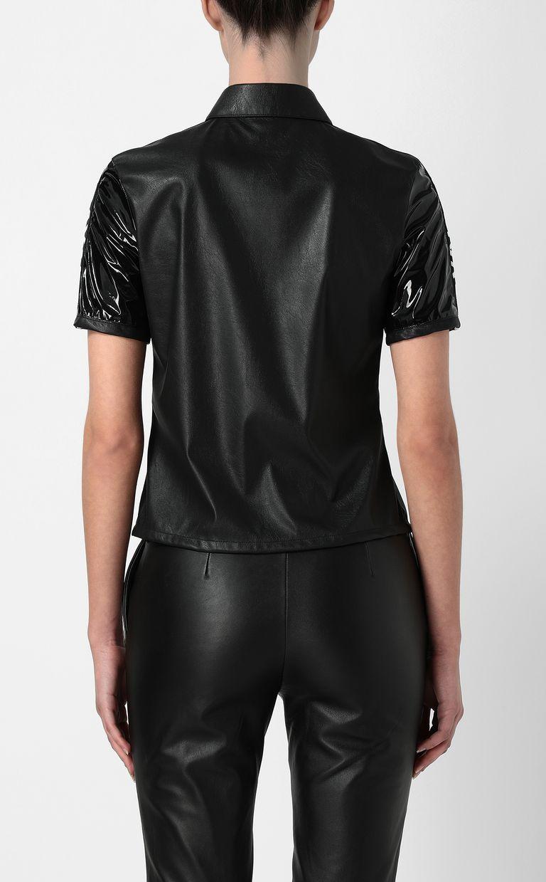 JUST CAVALLI Short sleeve shirt Woman a